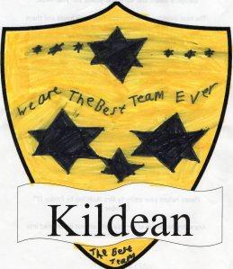 Kildean shield